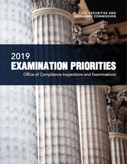 2019 SEC OCIE Examination Priorities